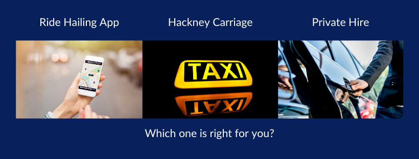 Need a Taxi? How to choose the right service for you